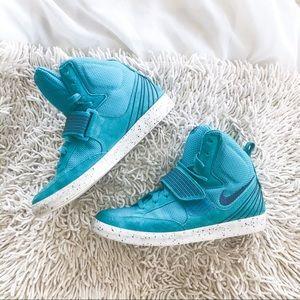 NIKE NSW skystepper high top tropical teal 12